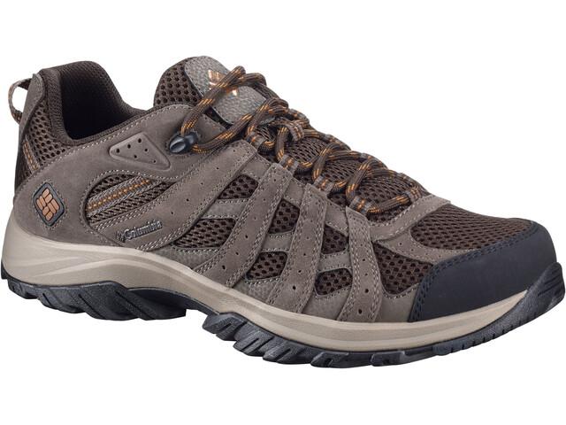Columbia Canyon Point kengät Miehet, cordovan/bright copper